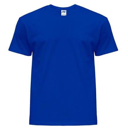 Koszulka JHK TSRA190 niebieska