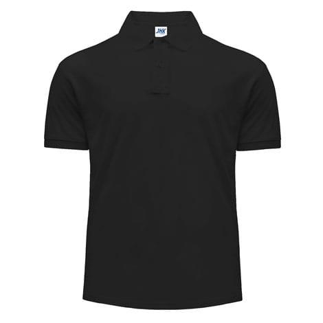 Koszulka polo JHK PORA210 czarna